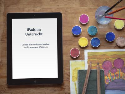 iPad Projekt