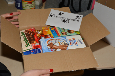 Paketaktion