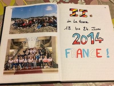Frankreichaustausch2